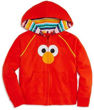 Sesame Street Isaac Mizrahi Loves Unisex Elmo Hoodie, Baby, Little Kid - 100% Exclusive