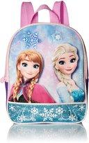 Disney Girls' Frozen 10 Mini Backpack with Glitter