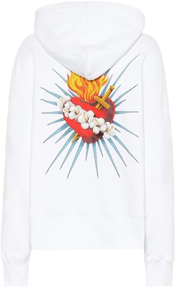 Palm Angels Cotton hoodie