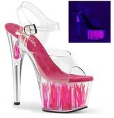 Pleaser USA Women's Adore 708FLM Platform Sandal