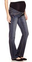 Asstd National Brand Maternity Overbelly Bootcut Jeans