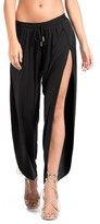 Robin Piccone Women's Side Split Cover-Up Pants