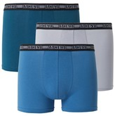 Athena Pack of 3 Cotton Mix Boxers