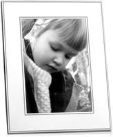 """Martha Stewart Collection Picture Frame, Silver Bead 5"""" x 7"""""""