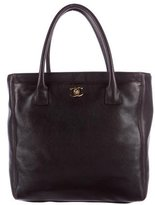 Chanel Tall Cerf Tote