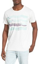 Sol Angeles Men's Beachside Waves T-Shirt