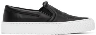 Kenzo Black Tiger K-Skate Sneakers