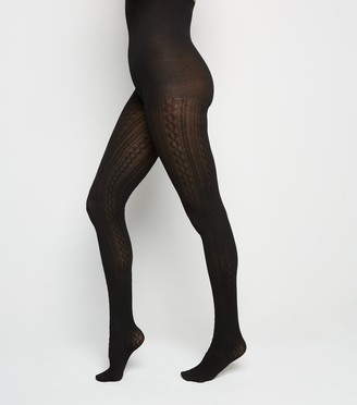 New Look Cable Knit Tights