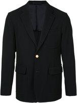 TOMORROWLAND patch pocket blazer