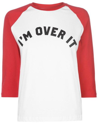 Swallows and Daggers I'm Over It Long Sleeve T Shirt