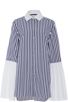 Monographie Pleated Long Sleeve Shirt