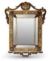 Jay Strongwater Laurent Arabesque Wall Mirror