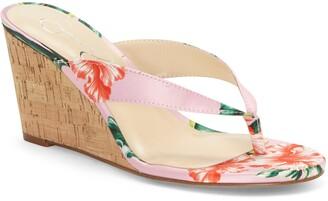 Jessica Simpson Coyrie Wedge Flip Flop