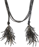 Brunello Cucinelli Bead open necklace