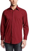 Stacy Adams Men's 39000 Long Sleeve Regular Fit Dress Shirt