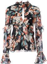Nicholas Luna ruffle blouse