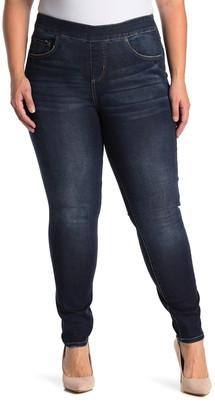 Jag Jeans Maya Stretch Waist Pull-On Skinny Jeans
