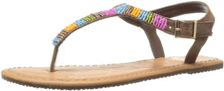 Roper Women's Multi Toe Ring Sandal