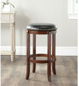 Safavieh Home Collection Elwood Cherry 29-inch Bar Stool