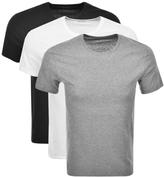 HUGO BOSS Multi Colour Triple Pack T Shirts