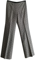 Antonio Berardi Black Trousers for Women