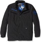 True Religion Men's Field with Detachable Bomber Jacket