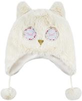 Monsoon Baby Sleepy Owl Fluffy Nepal Hat