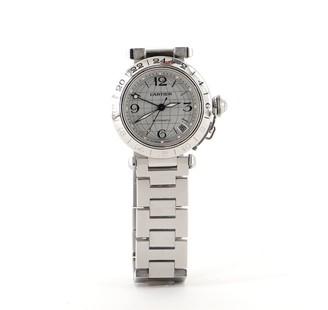 Cartier Pasha C GMT Automatic Watch