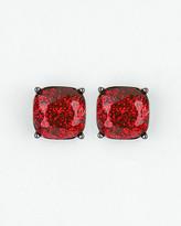 Le Château Glitter Stud Earrings