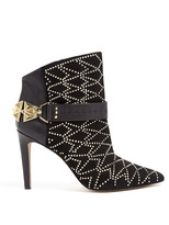 Mila Studded Ankle Boots