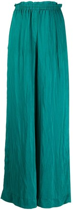 Forte Forte High-Rise Wide-Leg Trousers
