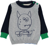 Stella McCartney Baby Lucky Skater Monster Jumper