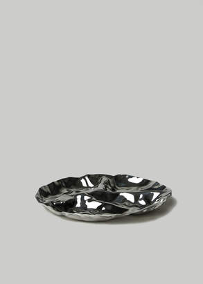 Alessi Pepa 4-Section Appetizer Dish