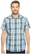 Prana Holstad Short Sleeve Men's Clothing