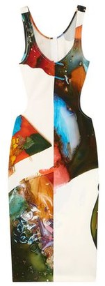 Thierry Mugler Knee-length dress