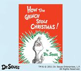 Pottery Barn Kids Dr. Seuss's How the Grinch Stole Christmas