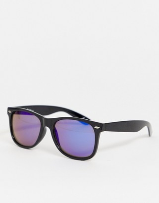 Jeepers Peepers square plastic frame