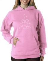 LOS ANGELES POP ART Los Angeles Pop Art Popular Yoga Poses Sweatshirt