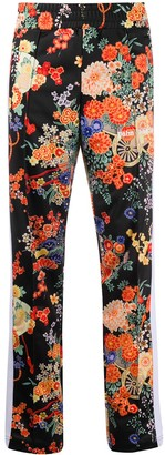 Palm Angels Floral Track Pants