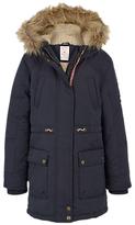 Fat Face Girls' Tiverton Parka Coat