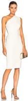HANEY for FWRD Mila Dress in White.