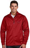 Antigua Men's Arkansas Razorbacks Waterproof Golf Jacket