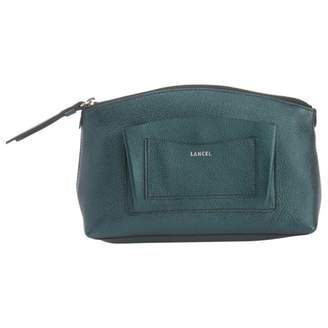 Lancel Green Leather Purses, wallets & cases
