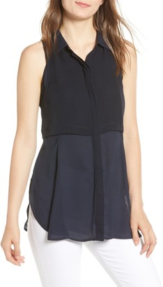 Bailey 44 Dimitris Sleeveless Tunic Blouse