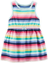 CARTERS Carter's Sleeveless Fit & Flare Dress - Baby Girl NB-24M