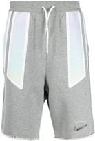 Nike x Pigalle perforated bermuda shorts