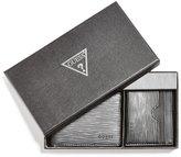 GUESS Men's Romeo Wallet Gift Set