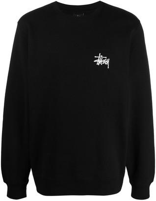 Stussy Casual Logo Sweatshirt