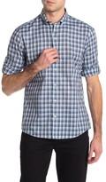 Zachary Prell Cheung Long Sleeve Plaid Regular Fit Shirt