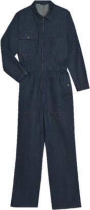 soeur Jungle Denim Jumpsuit - 34 - UK8 / Blue Fonce